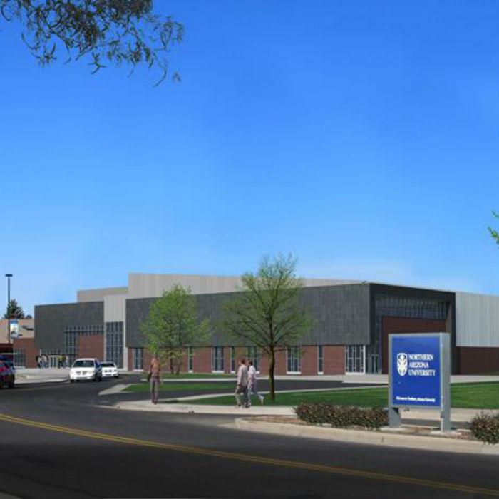 NAU Athletic & Recreation Complex